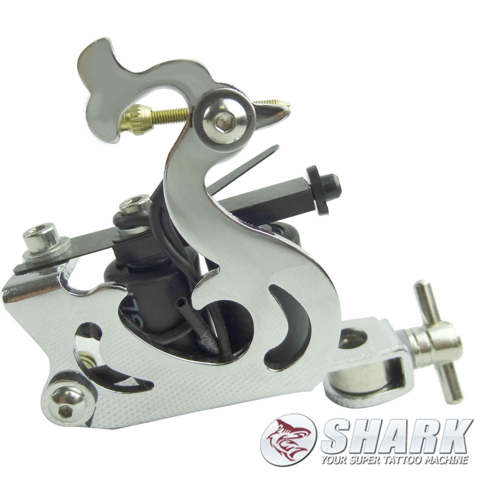 Professional tattoo kit phoenix machine guns usa inks lcd for Professional tattoo guns