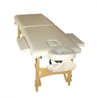 2 Section Light Weight Professional Massage Table