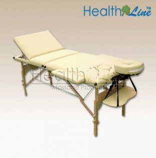 3 Section Heavy Duty Professional Massage Table