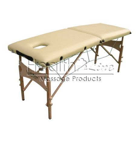 2 section light weight professional massage table headrest in healthlinemassge - Massage table professional ...